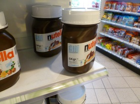 Biggest ever Nutella